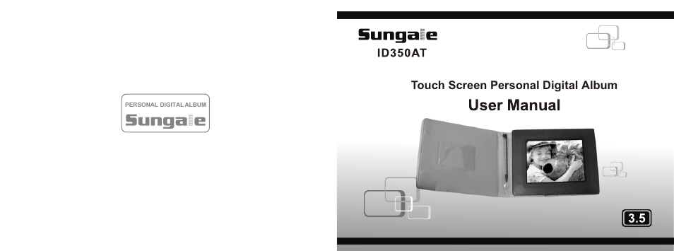 Sungale Id350at User Manual 40 Pages