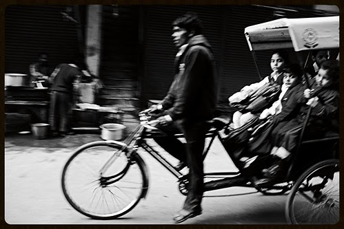 Delhi.. Wordless Winters by firoze shakir photographerno1