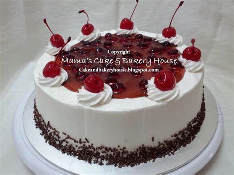 Mama's Cake & Bakery House   Kek Dan Coklat di Johor Bahru