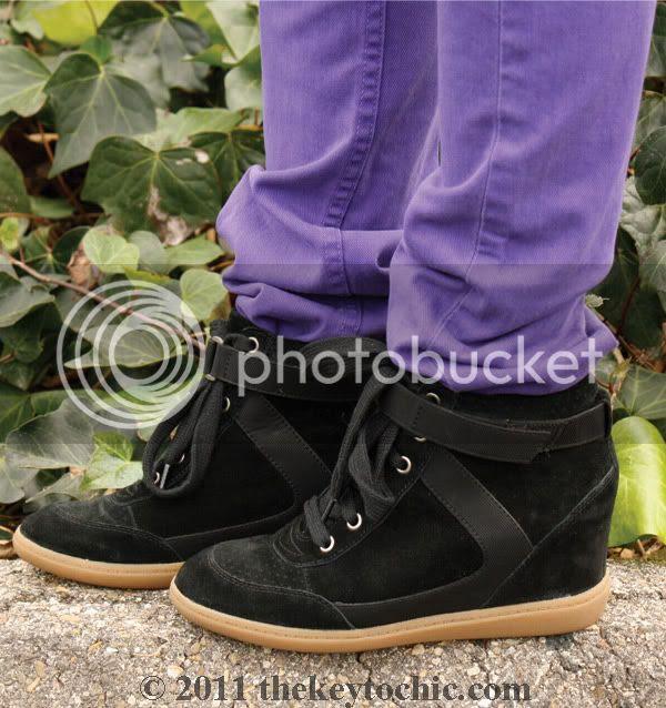 Aldo Netz wedge sneakers, Aldo Netz