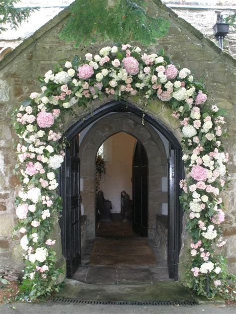 Archway for small village church in Derby would make a