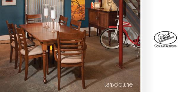Conrad Grebel Furniture | Good's Home Furnishings | Charlotte NC ...