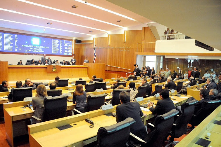 Resultado de imagem para deputados e assembleia legislativa do maranhão