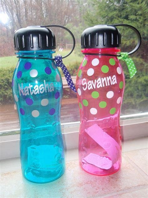 personalized sports water bottle bottle crafts