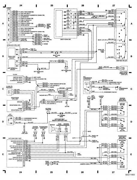 89 Honda Wiring Diagram Wiring Diagram Dedicated Dedicated Pasticceriagele It