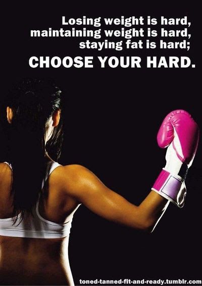 Choose Your Hard Quotes Motivation Fitness Juxtapost