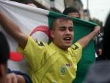 supporter viva Algérie  Coupe du Monde 2014