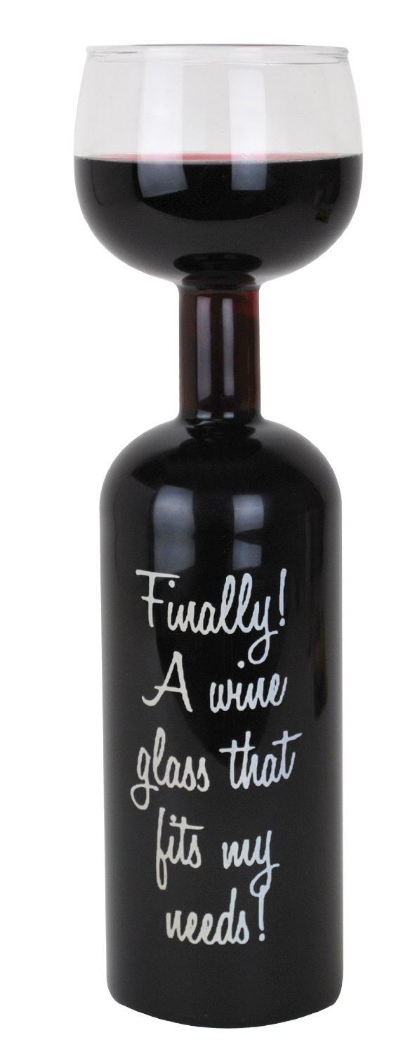 Ultimate Wine Bottle Glass The Curated Crave