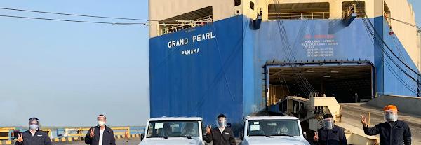 Maruti Suzuki commences export of Jimny