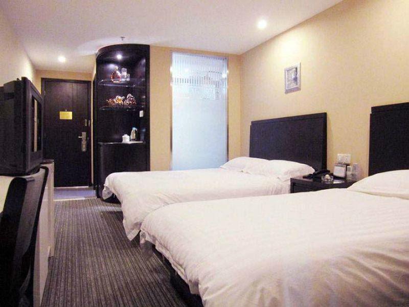 Reviews Jitai Hotel Shanghai Hutai Road Long Distance Bus Station Branch