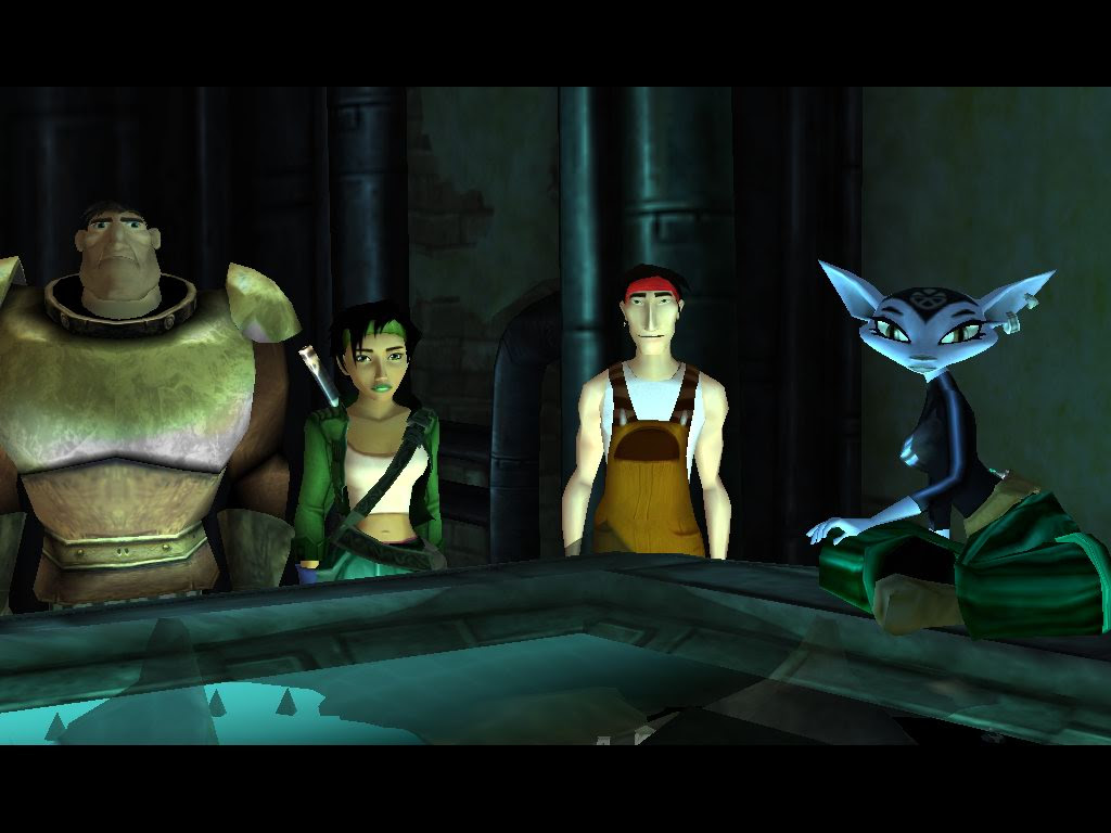 The Storyline Behind Beyond Good And Evil