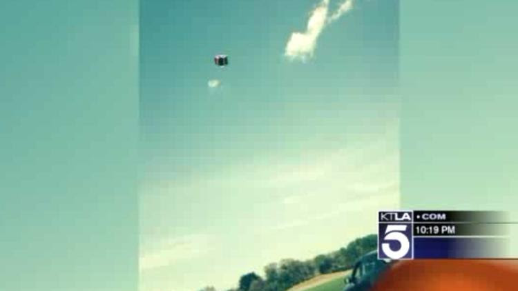 Boys Seriously Hurt When Wind Blows Bounce House Into the Air