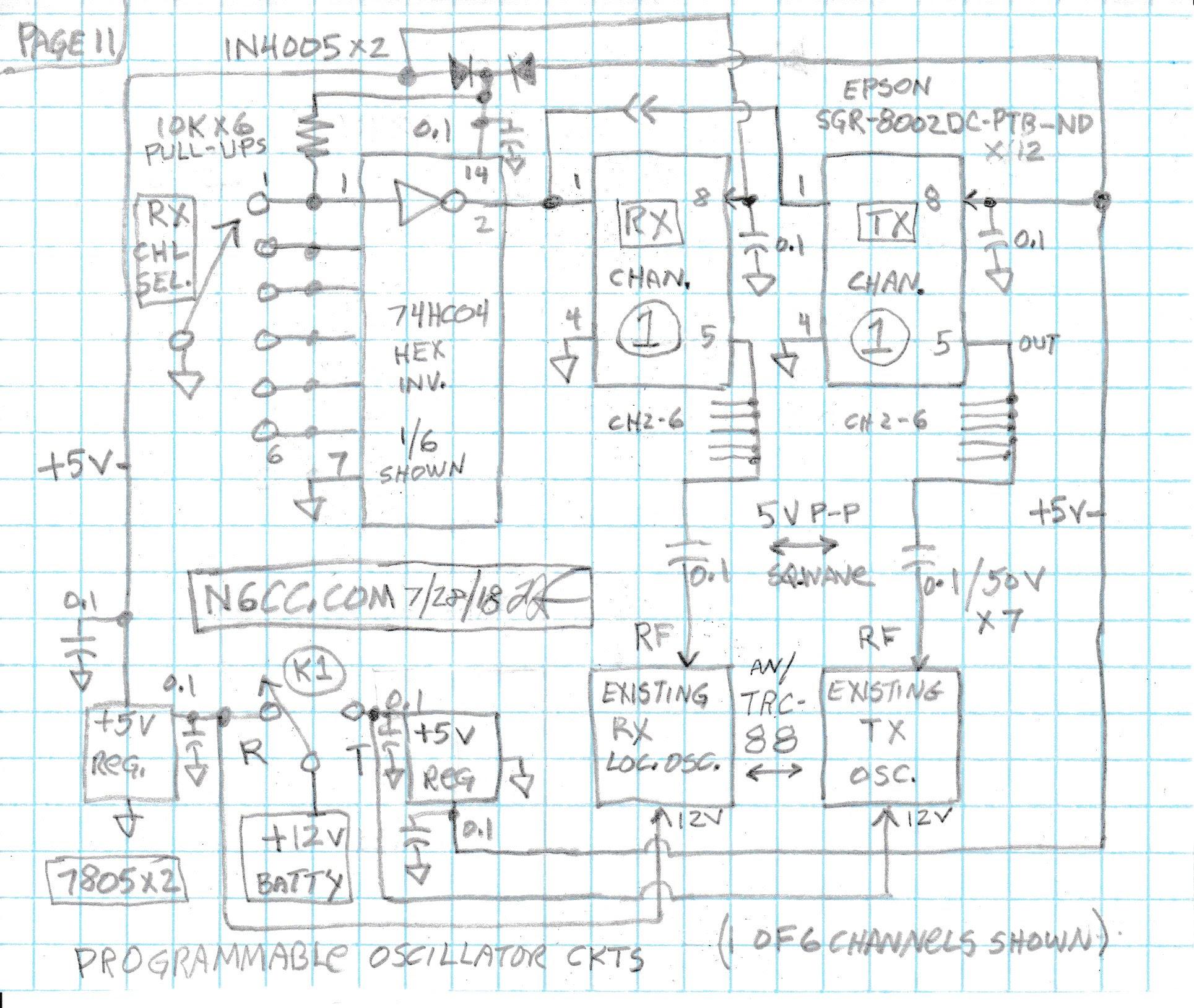Molex Wire Diagram For The Yaesu 450a