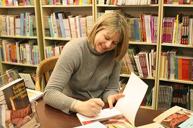 Carol Signing at Loopy