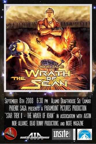 Phoenix Saga Poster