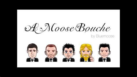 A Moose Bouche by Bluemoose (Wedding Promo Video)   YouTube