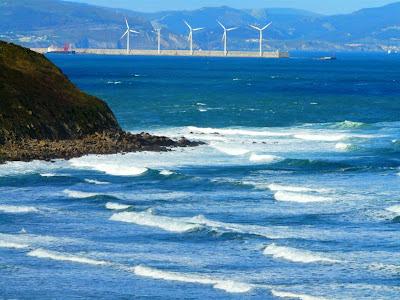 sesión de surf del 16 de marzo del 2008 - sopelana