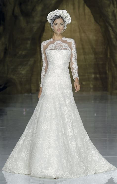 Pronovias Fashion Show 2014 Bridal Collections   First