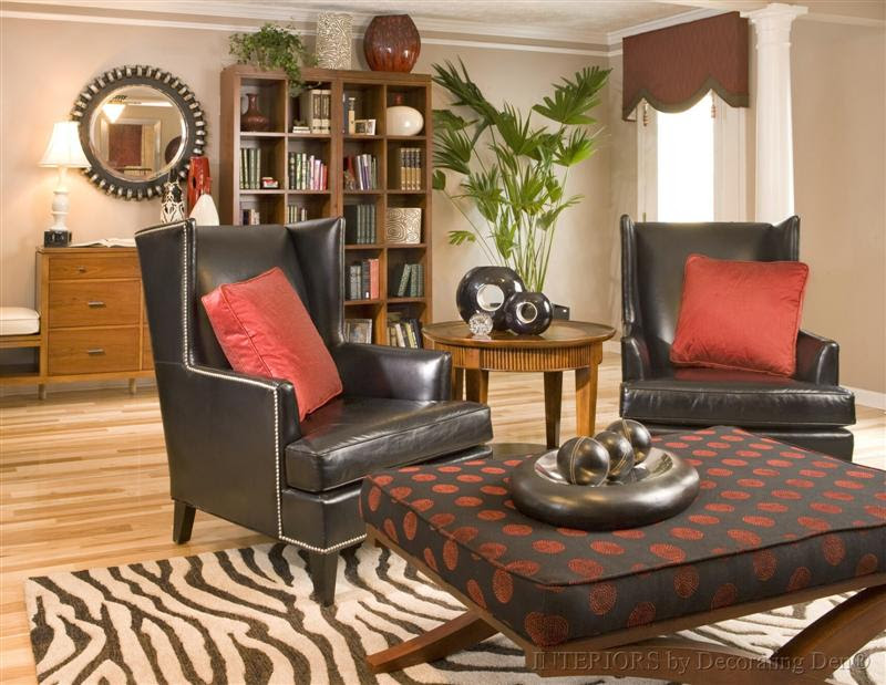 . Den Decorating Ideas   DECORATING IDEAS