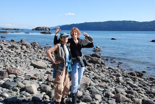 Nina and Judy