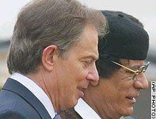 Blair Gadhafi