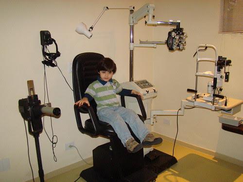 Consulta Oftalmologista