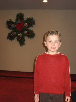 Church Christmas prog