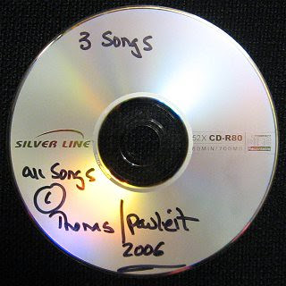 Unknown Demo CD-R