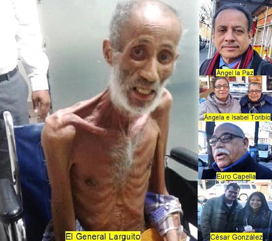 """Fallece """"El General Larguito"""""""