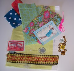 Fat Quarters Fabric August received