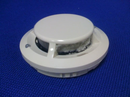 Contaminated Smoke Detector by rport