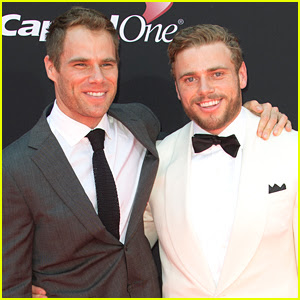 Gus Kenworthy & Boyfriend Matthew Wilkas Couple Up for ESPY Awards 2017