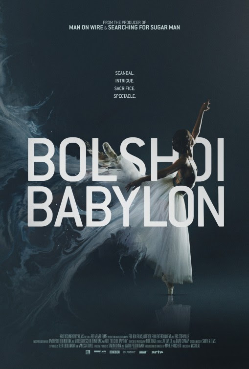 Bolshoi Babylon Movie Poster