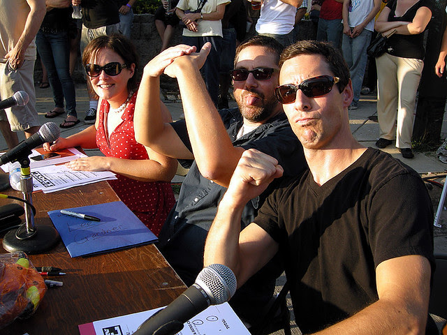 Hampden Idol Judges