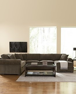 Macy's Devon Sectional   Furniture and Decor Wish List