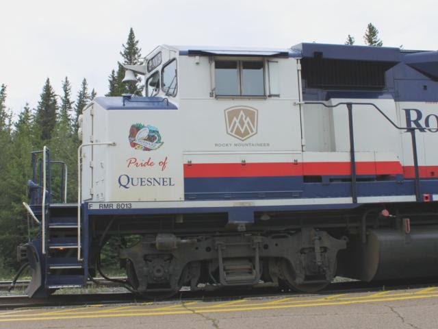 RMR 8013, the Pride of Quesnel