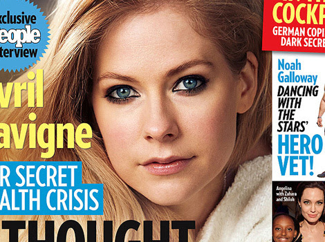 "Avril Lavigne Opens Up About Lyme Disease Diagnosis: ""I Thought I Was Dying"""