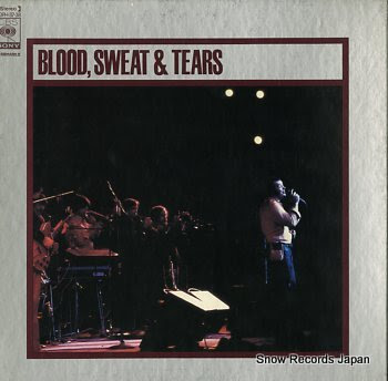 BLOOD, SWEAT & TEARS s/t
