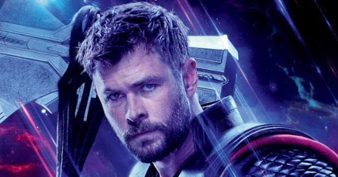 First Set Photos From Chris Hemsworth's 'Thor: Love and Thunder' Surface