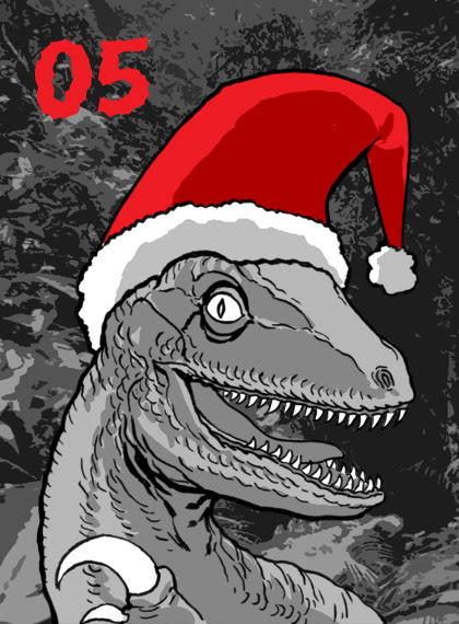Santa Raptor