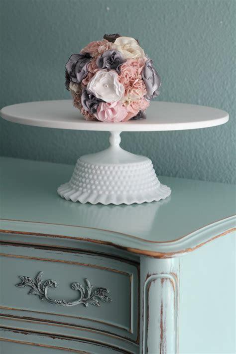 """16"""" Wedding Cake Stand Pedestal / Wedding Centerpiece"""