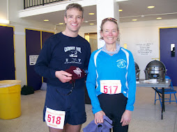 after the hudson-mohawk winter marathon w/rob-cold but sunny