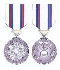THE QUEEN'S Diamond Jubilee 2012 MEDALLA.  (EDICIÓN CONMEMORATIVA)