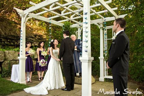 Lisa & Mike's intimate wedding at the Old Mill, Ancaster
