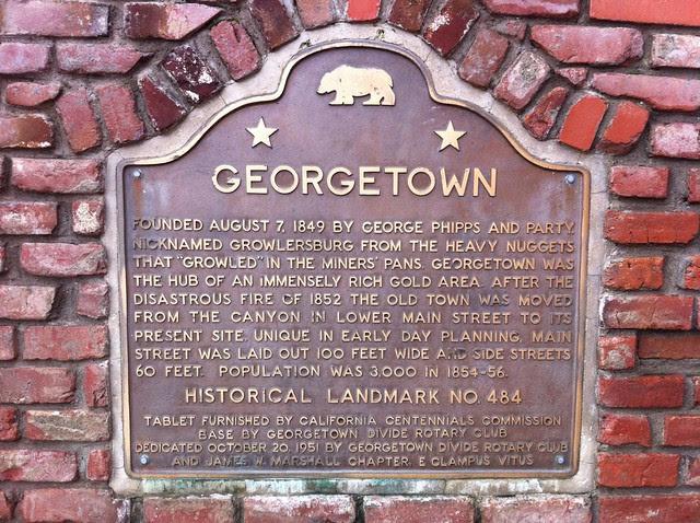 California Historical Landmark #484
