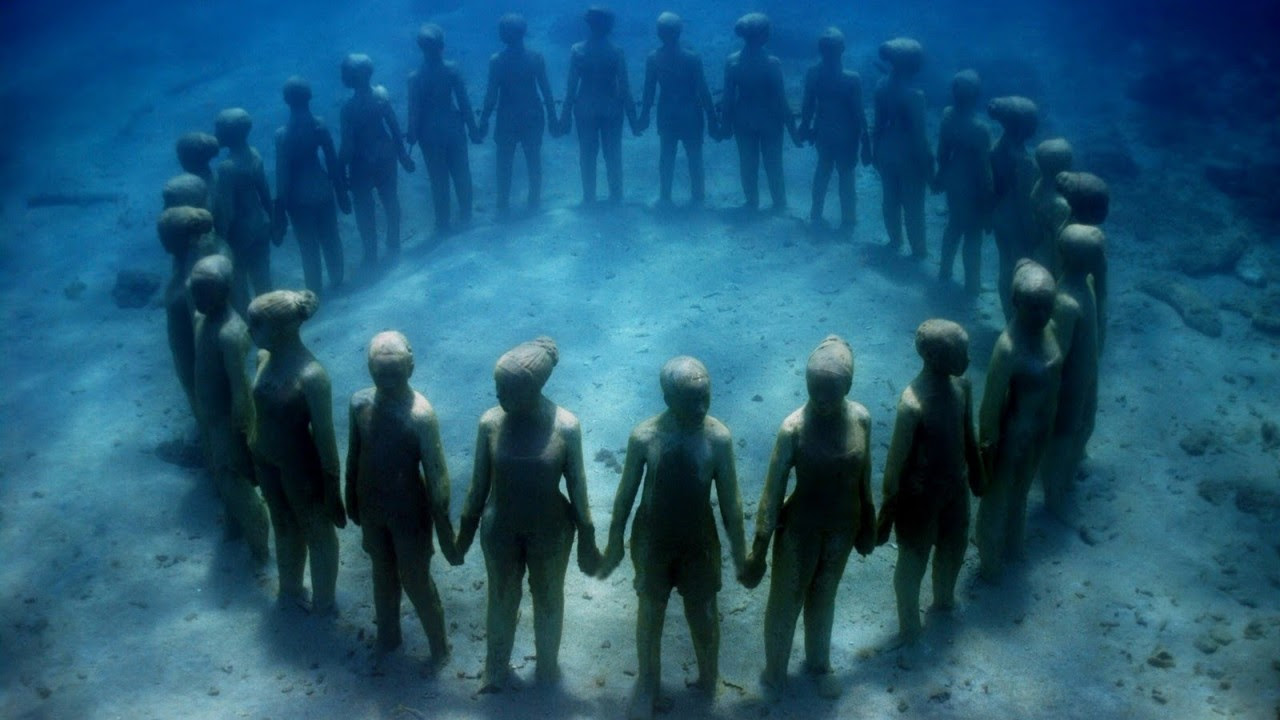 Параллельная цивилизация скрывается на дне океана?