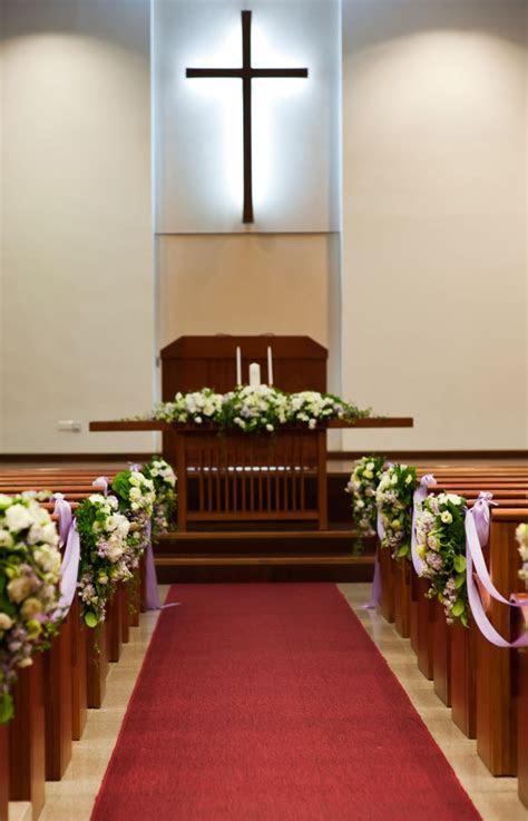 Church Wedding Decorations Singapore