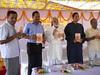 "Odiya Book Release ""Bharateeya Sanskriti"""