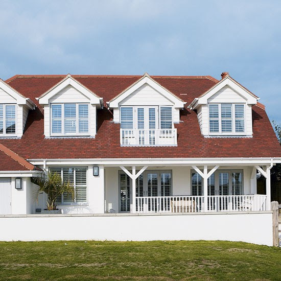A New England-style seaside home | West Sussex country house | House tour | PHOTO GALLERY | Country Homes and Interiors | Housetohome.co.uk