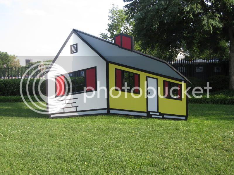 pop art house